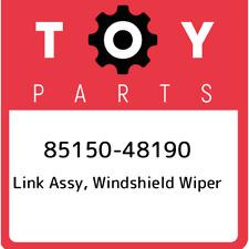 85150-48190 Toyota Link assy, windshield wiper 8515048190, New Genuine OEM Part