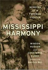 Mississippi Harmony: Memoirs of a Freedom Fighter-ExLibrary