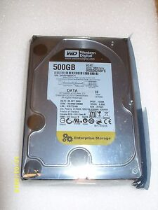 AMERICAN DYNAMICS AD / Western Digital - 500GB DVR HARD DRIVE 0710-0931-0100 NEW
