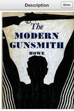 Gun Repair The Modern Gunsmith Vol 1&2 fix Rifle Home Business Prepper on CD DVD