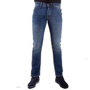 Roy Rogers Jeans Elias Nomeissa Denim Slim Fit Vita Media Uomo  F/W   -20%