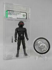 Vintage Star Wars POTF 1984 Imperial Gunner AFA Grade 80+ (NM) w/POTF Coin
