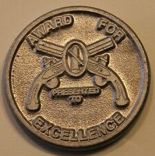 Fort Belvoir Military Police Company Army Challenge Coin