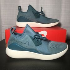Nike LunarCharge Premium Shoes Iced Jade Teal 923281 331 Turqoise Mens US 1