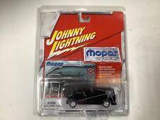Johnny Lightning Mopar 1976 Dodge Van Black