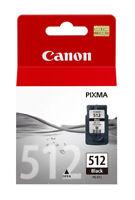 CANON PG-512 Black Ink Cartridge High Yield MP240 MP480 MP490 MX330 *Genuine*