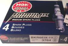 4 NGK BKR6EIX-11 3764 Iridium IX Spark Plugs HONDA B-SERIES VTEC