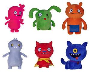 Ugly dolls Super Soft Plush Toys Embroidered Bat Ox Babo Wage Dog Moxy 9 Inch