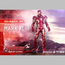 Hot Toys Avengers L'Ère d'Ultron MMS Diecast 1/6 Iron Man Mark XLIII 31 cm