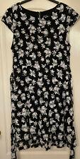 Izabel London Black and white dress