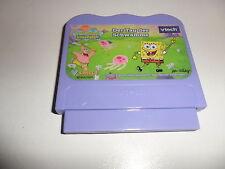 VTech  V.Smile Lernspiel  SpongeBob Schwammkopf - Der Tag des Schwamms
