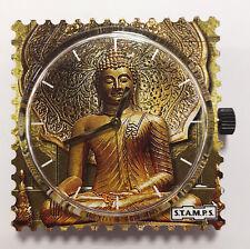 "S.T.A.M.P.S. - Uhr ""Pali"" Buddha"