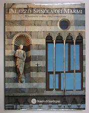 Tentori PALAZZO SPINOLA DEI MARMI Restauro Trasformazione 1992 Banco Sardegna