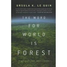 Das Wort für World is Forest-Taschenbuch NEU Guin, Ursula K. 2010-07-06