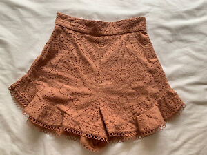 zimmermann 0 Shorts