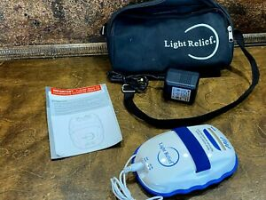 Light Relief LR150 Infrared Pain Relief Muscle Therapy Device