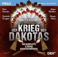 DER KRIEG DER DAKOTAS (HÖRSPIEL) - PÜSCHEL,WALTER   CD NEW