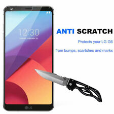 9H Explosion-proof Premium Tempered Glass Screen Protector Film For LG G6 5.7""