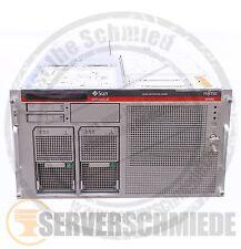 SUN Oracle SPARC Enterprise M4000 4x SPARC64 VII+ QC 16x 2,66 GHz 128GB 2x 300GB