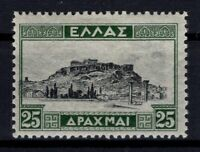 G129576/ GREECE / MI # 317 MINT MH SIGNED - CV 175 $