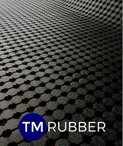1.8m Rubber Perforated Mat Van Ute Tray Matting W1830mm X L1800MM FREE POST