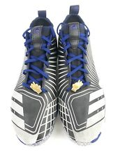 Adidas Boost Icon 3.0 Legend Pack Baseball Cleats Black Mens Size 11.5