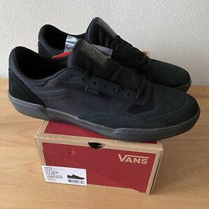 Vans AVE Pro Anthony Van England Black Size 9.5 or 11