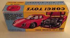 Corgi Ferrari Diecast Vehicles, Parts & Accessories