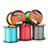 100M 4 Stands PE Braided Extreme Super Strong Dyneema Spectra Sea Fishing Line