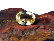 CITRINE   Oval   Cut   Loose  Gemstone   -  Gift Boxed!