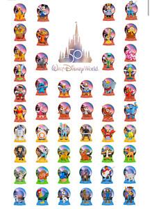 McDonald's happy meal toys 50 Walt Disney world