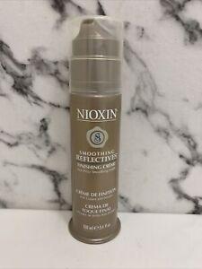 Nioxin Smoothing Reflectives Finishing Creme 3.4 oz.new