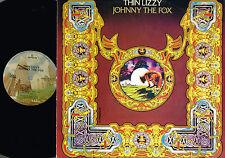 THIN LIZZY Johnny The Fox LP Print Inner Mercury US 1976 @SRM-1-1119@ EXCELLENT