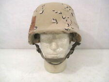 5 Cosplay MILITIA US Army/USMC PASGT  Chocolate Chip Helmet Covers Medium/large