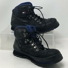 Vintage Tommy Hilfiger Hiking Boots Size 9.5 M Leather