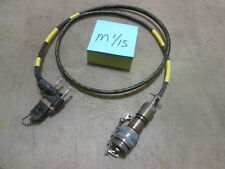 Used Laptop to DAGR GPS Cable CTG0727, Military Radio Cable