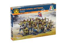 Italeri 6187 - 1/72 British Infantry and Sepoys - Neu