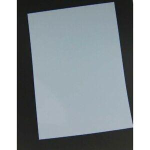Mylar Schablonen Material DIN A2 Folie Mylarfolie 1 Stück