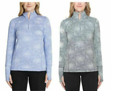 NEW Kirkland Signature Ladies' 4-Way Stretch Fabric 1/4 Zip Pullover