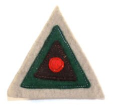 WW2 Original Colour Patch 2nd Australian Army Casualty Clearing Station