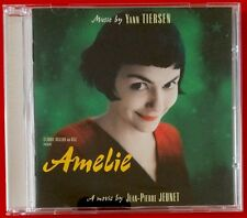 AMELIE ORIGINAL SOUNDTRACK CD OST SCORE YANN TIERSEN