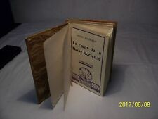 Le Cœur de la Reine Hortense Henry Bordeaux édité en 1933 Roman Sequana