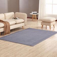 Soft Shower Floor Mat Absorbent Memory Foam Rug Non-slip Bath Bathroom Carpet Y