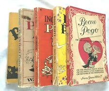 Pogo by Walt Kelly: Set of 5 classics