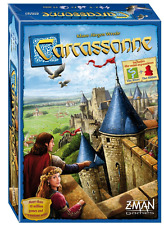 Games: Carcassonne 2nd Edition Main Game