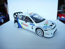 Solido  Diecast Modell  Ford Focus RS WRC '03 2003 1:18 #4 / 5 Ohne Box