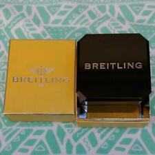 Genuine Breitling Watch Box Case Black