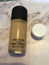 Genuine MAC Studio Fix Fluid Foundation NW20 3ml Sample Pot