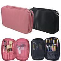Pen Handbag Pocket Case Organizer Cosmetic Pouch Brush Holder Makeup Travel Bag~