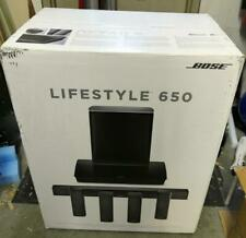 Bose Lifestyle 650 home theater system - Black